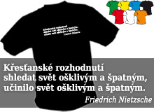 OŠKLIVÝ SVĚT (trička s potiskem - tričko volný střih)