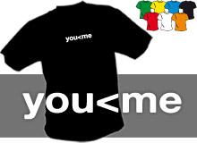 ME (tri�ka s potiskem - tri�ko voln� st�ih)