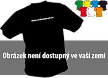 NENÍ DOSTUPNÝ (trička s potiskem - tričko volný střih)
