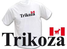 vlajeŠka (trička s potiskem - tričko volný střih)