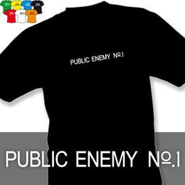 PUBLIC ENEMY (trička s potiskem - tričko volný střih) - zvětšit obrázek