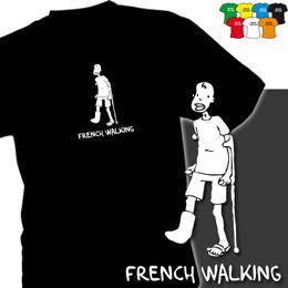 FRENCH (trička s potiskem - tričko volný střih) - zvětšit obrázek
